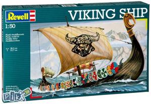 Maketa Vikinški brod
