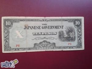 Novčanice JAPAN