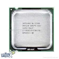 Procesor Intel Core 2 Duo E7500 2.93 Ghz