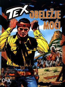 Tex 27 - Obeležje moći (VČ, GLANC)