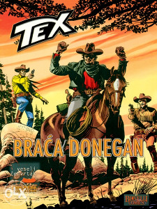 Tex 26 - Braća Donegan (VČ, GLANC)