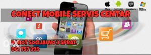 Servis Mobitela CONECT MOBILE 061757395