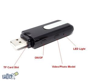 Kamera špijunska u obliku USB-a spy