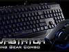 CM STORM Devastator Gaming keyboard/mouse