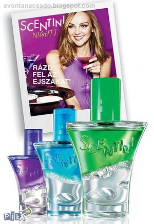 Avon Scentini Purple Pulse EDT