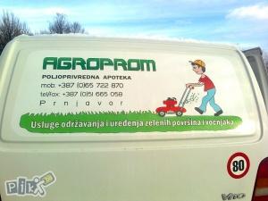 Prnjavor (cijela BiH), uredjenje i održavanje zelenih p