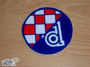 Naljepnice grb Dinamo ZG