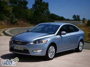 Ford Mondeo HAUBA 2007 - 2010