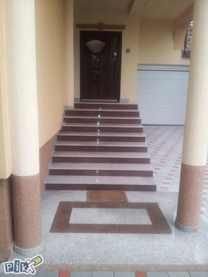Stepenice ( Granit , Mermer )