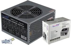 NOVO Napajanje LC Power 600W