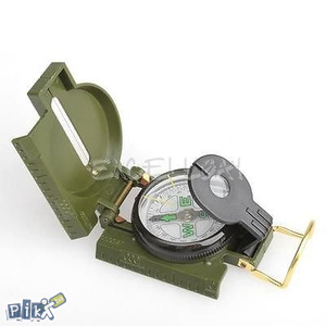 Vojni kompas novo