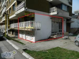 TRIMMO/ Grbavica,poslovni prostor 118 m2