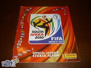 Album sa sličicama world cup south africa 2010 god
