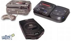 Sega Mega drive ili Mega CD opremu i igre - kupujem