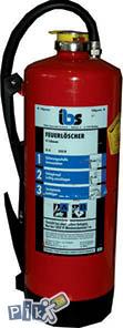 Vatrogasni protupožarni PP aparat