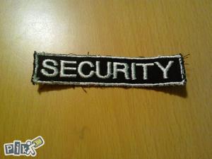 Prišivka security