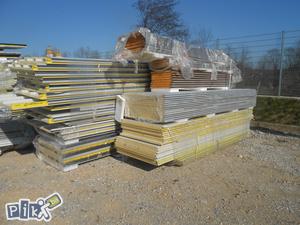 Paneli krovni , pregradni , garazni