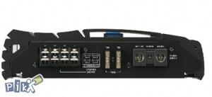 Alpine 4 kanalno pojacalo 4x75W RMS digitalno MRX-F35