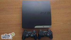 PS3 Slim 120GB Čipovan+TOP IGRE!!!