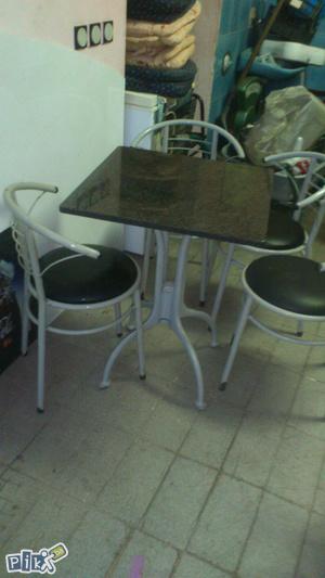 Metalni sto za kafice i slasticarne