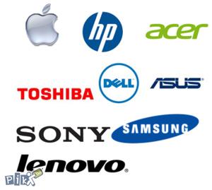 Sve vrste baterija za Laptope, Novo sa garancijom!