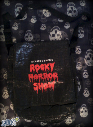 Rocky Horror Show tasna/ceger