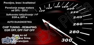 Chip tuning Dijagnostika FIAT, ALFA ROMEO, LANCIA