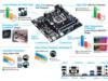 MB LGA1150 B85 Gigabyte GA-B85M-DS3H