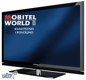 "LCD TV LED GRUNDIG 40VLE630BH, 40"" (102 cm), Full HD"