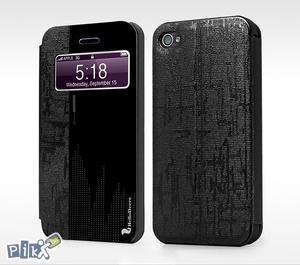 HelloDeere crna futrola za Apple iPhone 4 4S