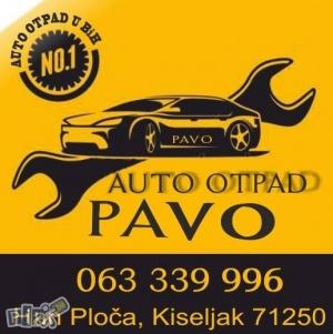 """AUTO OTPAD """"PAVO"""" - Kiseljak 063 339 996"""