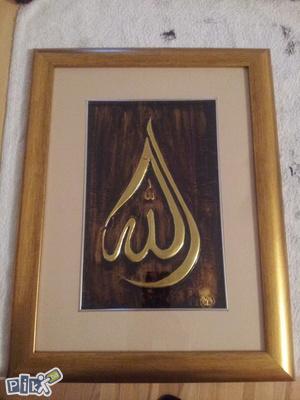 levhe kaligrafija
