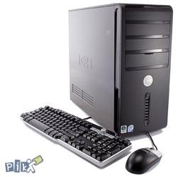 Dell Vostro 200 Core2Duo E5400 Gamer Starter