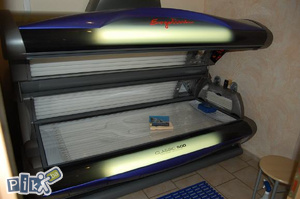 Solarijum, solarij Ergoline 500 Classic Super Power