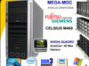 Fujitsu M460 WorkStation Intel C2D E8400 FX1700 Quadro