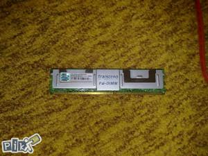 ddr 2 memorija 2 gb za server
