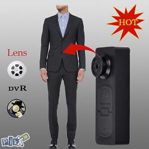 Spijunska kamera kao dugme