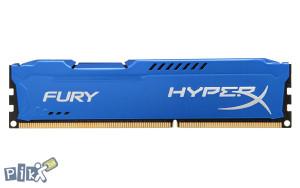 RAM Kingston HyperX Fury DDR3 4GB 1866MHz (1862)