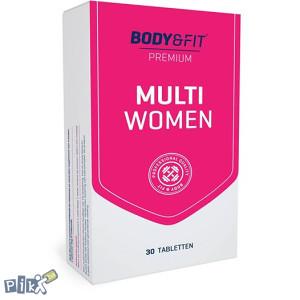 Body&Fit Multi Women 30 tab