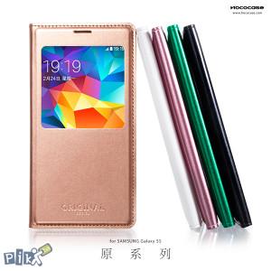 HOCO Original series kožna futrola za Samsung Galaxy S5