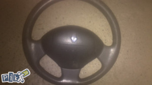 airbag clio kangoo