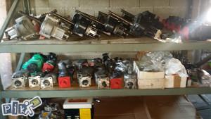 Hidraulicna pumpa,pumpe,ukljucivaci,ventili