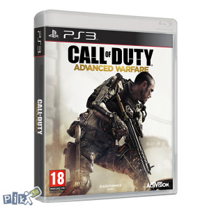 Call Of Duty Advanced Warfare (PlayStation 3 - PS3)