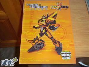Album Transformers Chipicao