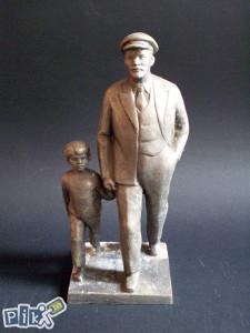 statua lenjin