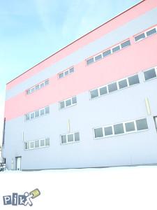 Poslovni objekat Cazin 5200 m2