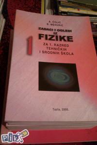 Zadaci i ogledi iz fizike / fizika Čolić
