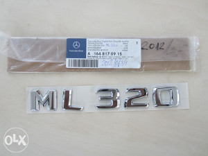 Original Mercedes Benz oznaka ML 320