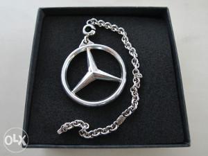 Original Mercedes Benz privjesak