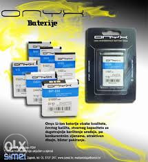 Baterija ZTE BLADE 3/PRO/V889/U970/GRAND X ONYX